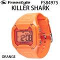 FreeStyle フリースタイル 時計 [FS84975] KILLER CLASSIC [キラー シャーク] ORANGE ラッピング可