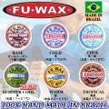 FU WAX BASE,COLD,COOL,SUMMERCOOL,WARM,TROPICL フーワックス サーフィン用ワックス SURF WAX サーフワックス
