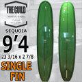 [follows40周年記念特別価格] GUILD SURFBOARDS ギルド サーフボード SEAUOIA 9'4 ロングボード LONG BOARD ウォーターマンズ ギルド [条件付き送料無料]