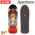GLOBE スケートボード グローブ Aperture [1] 31インチ コンプリート サーフスケート スケボー サーフィン トレーニング