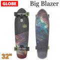 [5月末頃入荷予定] GLOBE スケートボード グローブ Big Blozer [4] Darkside 32インチ コンプリート サーフスケート スケボー サーフィン トレーニング