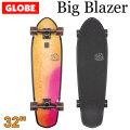 GLOBE スケートボード グローブ Big Blazer [9] Washed Yellow 32インチ コンプリート サーフスケート スケボー サーフィン トレーニング