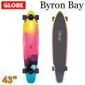 [5月末頃入荷予定] GLOBE スケートボード グローブ Byron Bay [12] 43インチ コンプリート サーフスケート スケボー サーフィン トレーニング