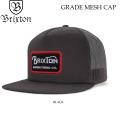 2018 ブリクストン スナップバック  GRADE MESH CAP キャップ  BRIXTON