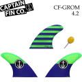 [9月30日まで期間限定価格] CAPTAIN FIN キャプテンフィン CF-Grom  4.2 CFシリーズ ショートボード用