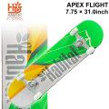 HABITAT スケートボード コンプリート ハビタット APEX FLIGHT [7.75×31.0インチ] [H-101] スケボー 完成品 SKATE BOARD COMPLETE