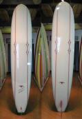 【送料無料】JACOBS SURFBOARDS 【ドナルドタカヤマ】サーフボード 60'Sモデル[ロングボード]