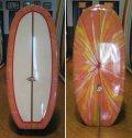 【サーフィン・サーフボード】SMITTY'S ベリーボード 4'0