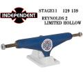 INDEPENDENT TRUCK インディペンデント トラック STAGE11 REYNOLDS2 LTD HOLLOW 129 139 STANDARD HIGH スケートボード トラック [11] [12] [13] [14]