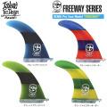 ISLAND FINS アイランドフィン Genki Pro Tour Model FREEWAY 【フリーウェイ】 喜納元輝プロモデル [6.0 - 7.5] センターフィン