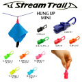 Stream Trail ストリームトレイル Hung Up MINI クリップ カラビナ キーホルダー