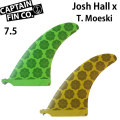 CAPTAIN FIN キャプテンフィン Josh Hall x T. Moeski 7.5 SINGLE FIN ロングボード用フィン