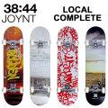 JOYNT ジョイント SKATE スケートボード LOCAL COMPLETE ローカル コンプリート 完成品 スケボー