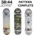 JOYNT ジョイント SKATE スケートボード PATTERN COMPLETE パターン コンプリート 完成品 スケボー