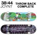 JOYNT ジョイント SKATE スケートボード THROW BACK COMPLETE スローバック コンプリート 完成品 スケボー
