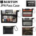 17-18 BURTON バートン JPN Pass Case ジャパン パスケース スノーボード 正規販売店