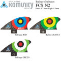 KOMUNITY コミュニティー NUBSTERS KP-N N2 [FCS] ナブスターフィン