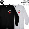 2021 CRABGRAB メンズ 長袖 カットソー HEART BREAKER LS クラブグラブ ロングスリーブTシャツ