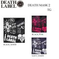 [旧モデル] DEATH LABEL 【デスレーベル】 フェイスマスク DEATH MASK2 [TG]