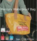 防水バッグ トートバッグ MERCURY マーキュリー バケツ ウォータープルーフバッグ