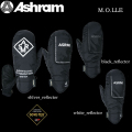 16-17 Ashram アシュラム グローブ M.O.L.L.E モール ミトングローブ 手袋
