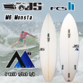 [現品限り特別価格] JS SURF BOARDS JSサーフボード M6 monsta モンスター6 5'9 FCS2 3FIN
