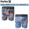 2021 HURLEY ハーレー インナーショーツ メンズ SURF INNER ICON COLORADOS 13 [MSI2100002] インナー パンツ サーフィン マリンスポーツ