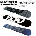 NOVEMBER ノベンバー スノーボード ニットソールカバー ソールカバー SOLECOVER KNIT ノーベンバー