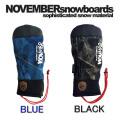 16-17 NOVEMBER ノベンバースノーボード グローブ GLOVE MITT グローブミット スノーボード グローブ ミトンタイプ