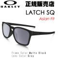 [代引き手数料無料]オークリー サングラス OAKLEY  ラッチ エスキュー アジアンフィット LATCH SQ Asian Fit 9358-01 日本正規品