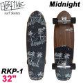 OB Five オービー ファイブ サーフスケート Midnight ミッドナイト RKP-1 32インチ [12] SURF TRUCK スケートボード オブ ファイブ スケボー
