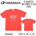 OGASAKA Sowboard オガサカスノーボード 半袖 ドライ Tシャツ [4] AP-DRY-T-LO_OG