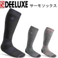 DEELUXE ディーラックス サーモソックス  防寒 消臭 スノーボード 靴下 ソックス ユニセックス