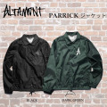 ALTAMONT アルタモント コーチジャケット PARRICK COACH JAKCET スケートボード系アパレル