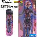 primitive ドラゴンボール超 プリミティブ デッキ [PR-1] PRIMITIVE PODRINGUEZ SUPER SAIYAN ROSE DECK ドラゴンボールスーパー DRAGON BALL SUPER  スケートボード スケボー