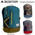 [アウトレット] バートン リュック BURTON PROSPECT PACK 21L 16338102 バックパック リュックサック バッグ 正規品