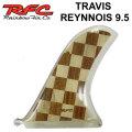 Rainbow Fin レインボーフィン TRAVIS REYNOIS 10.0 [287] ステンドグラス ロングボード センターフィン シングル フィン