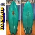 【送料無料】RAINBOW レインボー サーフボード QUAN 5'8 ターコイズ クァン GREENROOM グリーンルーム トランジッションボード