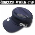 RICE28 【ライス28】 WORK CAP 【メッシュワークキャップ】 帽子