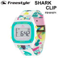 NEW FreeStyle フリースタイル 腕時計 防水 SHARK CLIP FS101071 シャーク クリップ デジタル時計