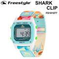NEW FreeStyle フリースタイル 腕時計 防水 SHARK CLIP SAGE ERICKSON SIGNATURE FS101077 シャーク クリップ デジタル時計