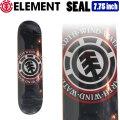 ELEMENT エレメント DECK SPOT ORDER SEAL [EL-19] 7.75inch BB027-070 スケートボード デッキ 正規品