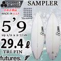 【4月入荷予定】2018 CHANNEL ISLANDS チャンネルアイランド サーフボード SAMPLER 【5'9】 FUTURE TRI サンプラー アルメリック サーフボード
