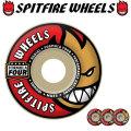 [在庫限り特別価格] spitfire formula four スピットファイアー ウィール 101D RADIAL [WHITE] spitfire wheel SKATE SK8 スケート