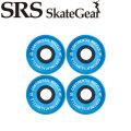 SRS Skate Gear エスアールエス スケート ギア ウィール CONTINENTAL WHEEL 65mm 78A [ BLUE ] SK8 スケートボード スケボー