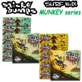 STICKY BUMPS スティッキーバンプス サーフワックス Sticky Bumps Munkey Boxed サーフィン ワックス SURFWAX