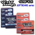 サーフワックス ソフトボード用ワックス STICKY BUMPS スティッキーバンプス SOFT BOARD WAX サーフィン スポンジボード用 [メール便送料200円可能]
