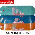 【現品1本限りの特別価格】  スケートボード デッキ CHOCOLATE チョコレート SUN BATHERS  SKATEBOARD DECK デッキ スケボー