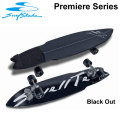 Swell Tech  スウェルテック スケートボード 40インチ Premiere Black Out [S-2] コンプリート サーフスケート サーフィン トレーニング