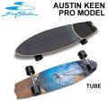 Swell Tech  スウェルテック スケートボード 33インチ AUSTIN KEEN Pro Model TUBE [S-3] コンプリート サーフスケート サーフィン トレーニング